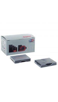 TRODAT - Cassette ref 6/4750/2 bicolore - boite de 10