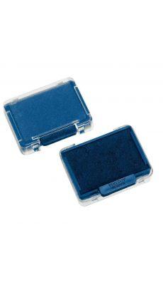 TRODAT - Cassette 6/53 encre bleu - boite de 10
