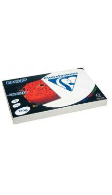 Clairefontaine - 6852 - Ramette papier DCP A4 170g Blanc - 250 Feuilles