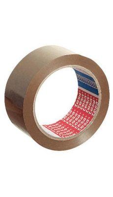 TESA - Rouleaux adhésif d'emballage  66m - PVC - Lot de 6
