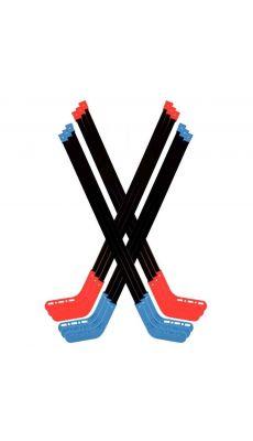 Crosses de hockey hauteur 90cm - Lot de 12
