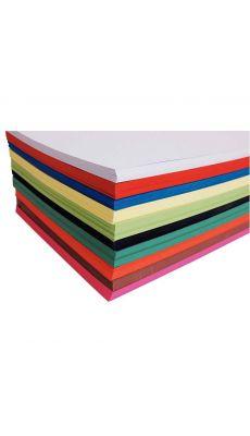 MAILDOR - 455402C - Papier dessin couleur de carta 21x29,7 270g - Paquet de 250 feuilles