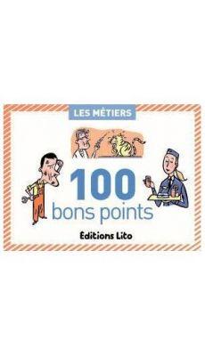 Editions Lito - 01930 - Image - Les métiers - Boite de 100