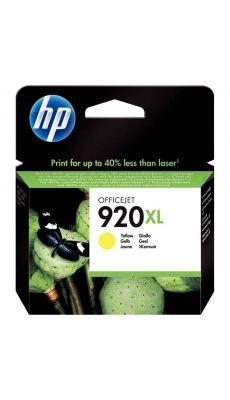 HP - CD974AE - Cartouche Jaune 920XL