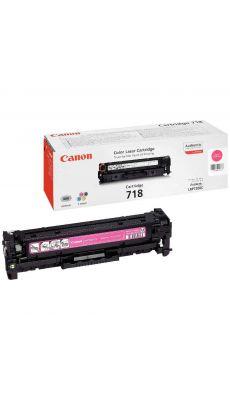 Canon - 718 - Toner magenta (2660B002)