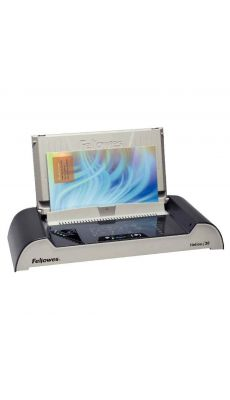 Fellowes - CRC 56410 - Thermorelieuse A4 Helios 30