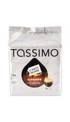 TASSIMO - T-discs expresso pour machine Tassimo - boite de 16