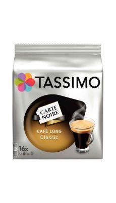TASSIMO - T-discs voluptuoso pour machine Tassimo - boite de 16