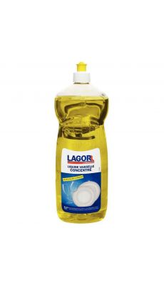 Liquide vaisselle citron - Flacon de 1L