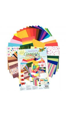 Set atelier papiers deco 322 elements