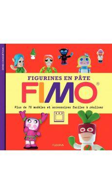 Manuel figurines en pate fimo. edition fleurus