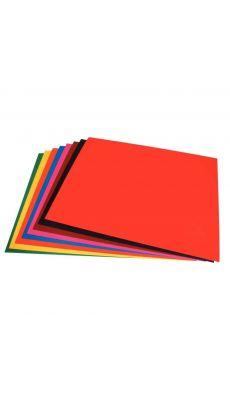 MAILDOR - 454299C - Papier dessin couleur carta 210g 50x70cm - Paquet de 25 feuilles