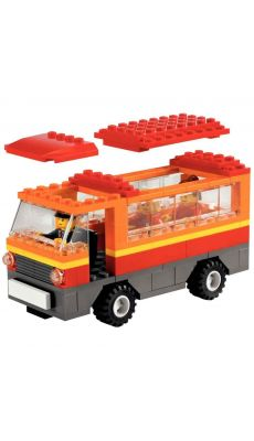 "Boite ""transports terrestre"" Lego, 934 pieces"
