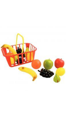 Panier de 15 fruits taille reelle