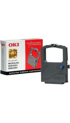 OKI - 01126301 - Cassette nylon Oki 01126301 noir
