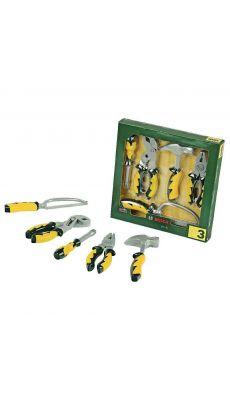 Boite 5 outils Bosch, avec poignée soft touch