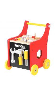 Premier chariot bricolo + accessoires