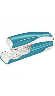 LEITZ - 5502-10-36 - Agrafeuse 24/6 Nexxt bleu metal