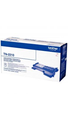 Brother - TN-2210 - Toner noir