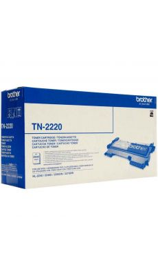 Brother - TN-2220 - Toner noir