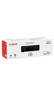 Canon - 725 - Toner noir (3484B002)