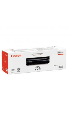 Canon - 726 - Toner noir (3483B002)
