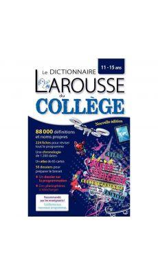 Dictionnaire Larousse du francais au college