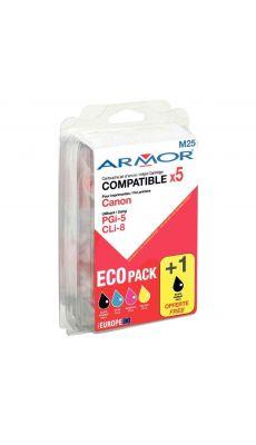 ARMOR - B10152R1 - Cartouche compatible Canon PGI5/PGI8