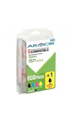 ARMOR - B10062R1 - Cartouche compatible Epson T0615