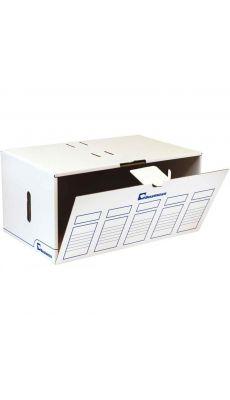 Containers ouverture frontale - Paquet de 5