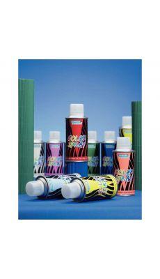 Aérosol de peinture avec solvant, couleur assortie - Carton de 10