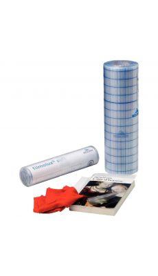 Filmolux - 6031993 - Rouleau de pellicule adhésive repositionnable - 10x0,41 m