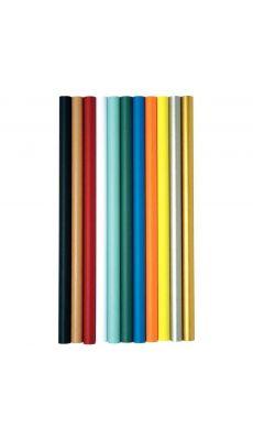 MAILDOR - 95729C - Rouleau de papier Kraft couleur 3 m x 0,70 m, 70 g. Coloris noir