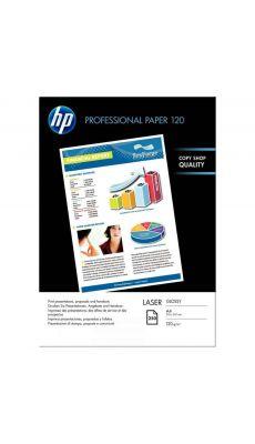 HP - CG964A - Papier photo brillant laser 120g - A4 -  Boite de 250 feuilles
