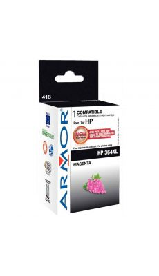 ARMOR - K12574 - Cartouche Compatible HP CB324EE Magenta