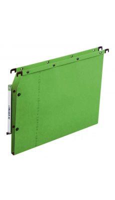 L'OBLIQUE - 502501 - Dossier duspendu Esselte AZV Ultimate(R) pour armoire dos 15 mm vert - Paquet de 25