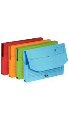 L'OBLIQUE - 1033651 - Pochettes à rabat Ultimate couleur assortie - Paquet de 25