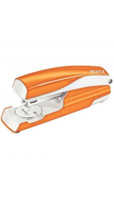 LEITZ - 5502-10-44 - Agrafeuse 24/6 Nexxt orange