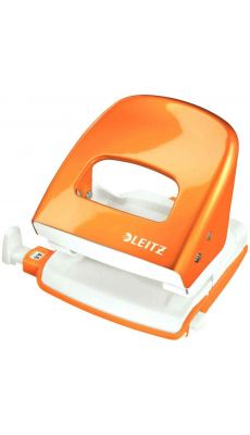 LEITZ - 5008-10-44 - Perforateur 2 trous 30 feuilles Nexxt Orange