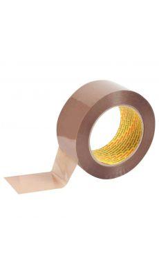 SCOTCH - Rouleaux adhésif d'emballage 100m - Polypropylène acrylique - Lot de 6