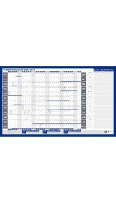 Bouchut grandremy - 004571 - Planning annuel scolaire Sept / Août millésimé souple